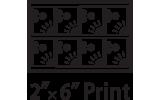 2x6 photo-booth prints